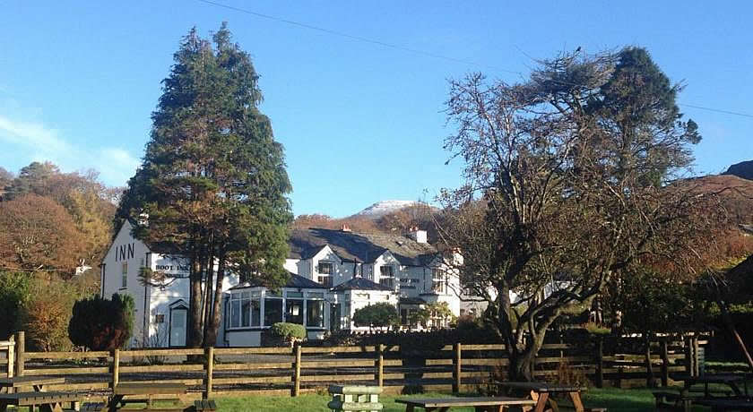 Pubs With Rooms In The Lake District Boot Inn