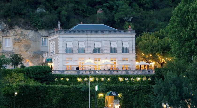 Michelin star restaurants with rooms in the loire valley for Michelin hotel france