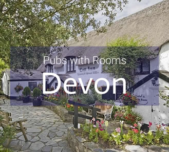 Pubs with Rooms in Devon