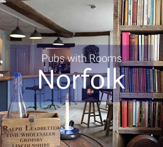 Pubs with Rooms in Norfolk 2