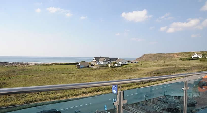 Pubs with Rooms Cornwall - Bay View Inn, Bude