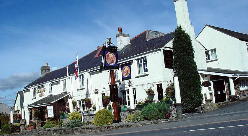 Pubs with Rooms Cornwall - Jubilee Inn, Pelynt