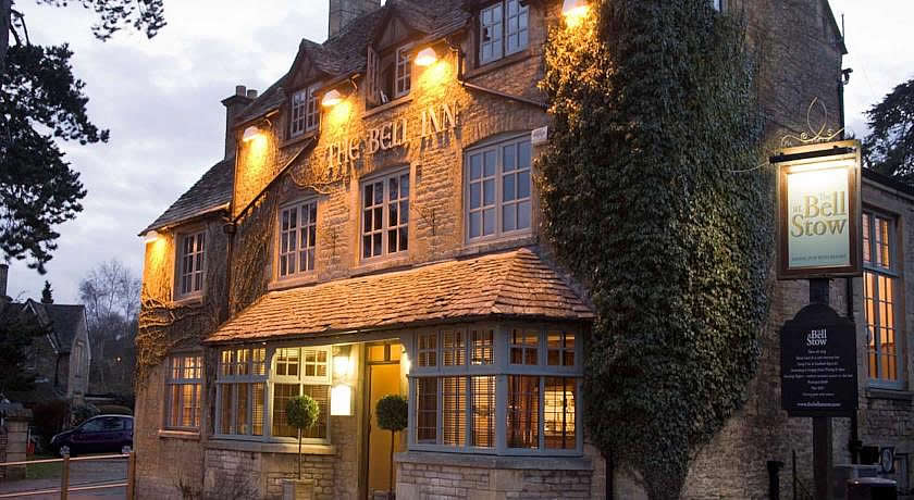 Pubs with Rooms in Cotswolds - The Bell Inn, Stow on the Wold