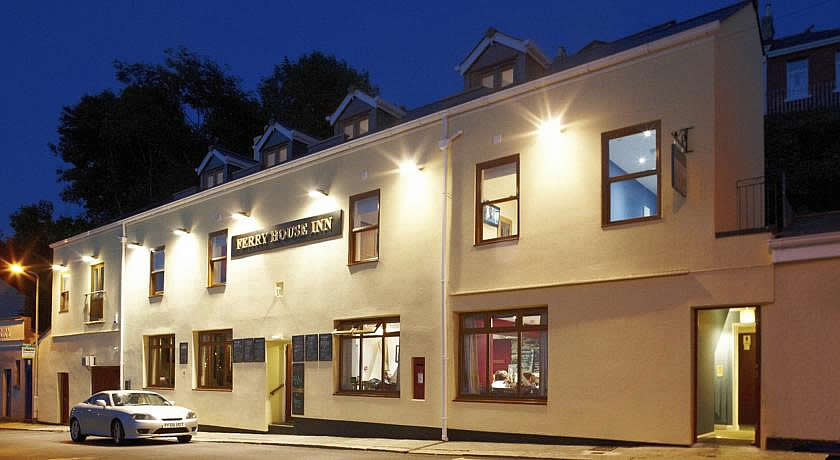 Pubs with Rooms in Devon - The Ferry House Inn, Plymouth