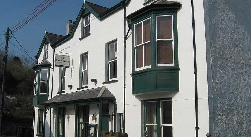 Pubs with Rooms in Devon - The Fox and Goose, Parracombe