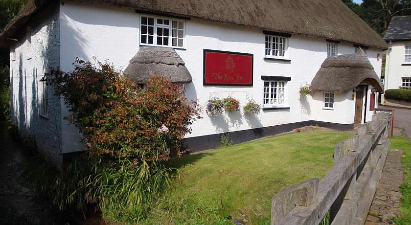 Pubs with Rooms in Devon - The New Inn, Coleford