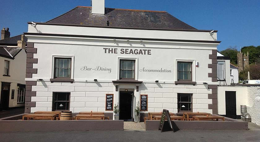 Pubs with Rooms in Devon - The Seagate, Appledore