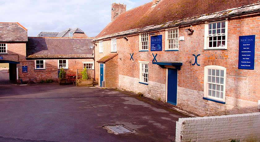Pubs with Rooms in Dorset - New Inn, Dorchester