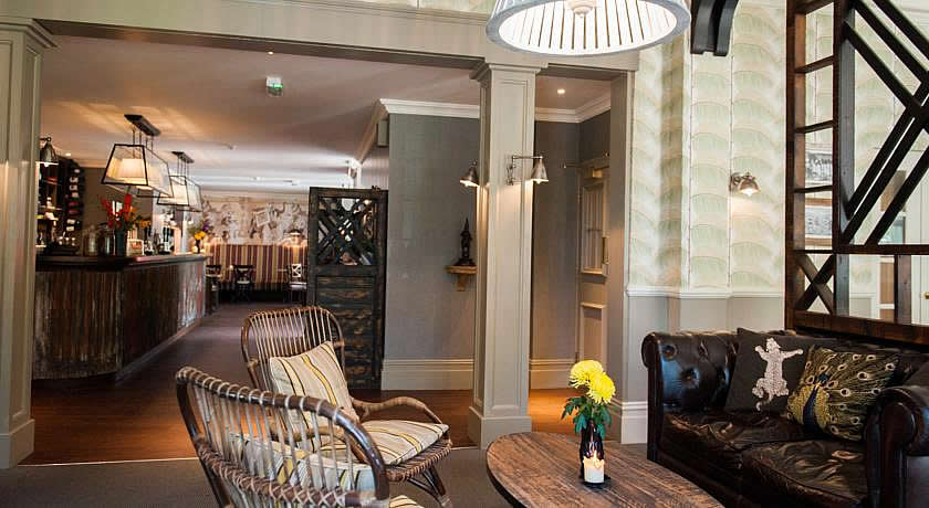 Pubs with Rooms in Dorset - The Plantation, Poole
