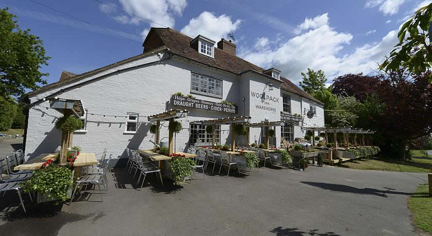 Pubs with Rooms in Kent - The Woolpack Inn, Wavehorne