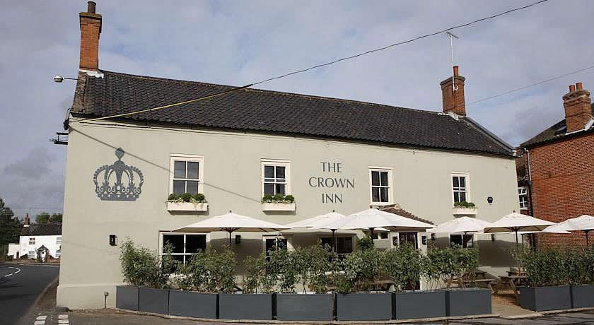 Pubs with Rooms in Norfolk - The Crown Inn, East Rudham