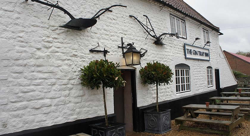 Pubs with Rooms in Norfolk - The Gin Trap Inn, Hunstanton