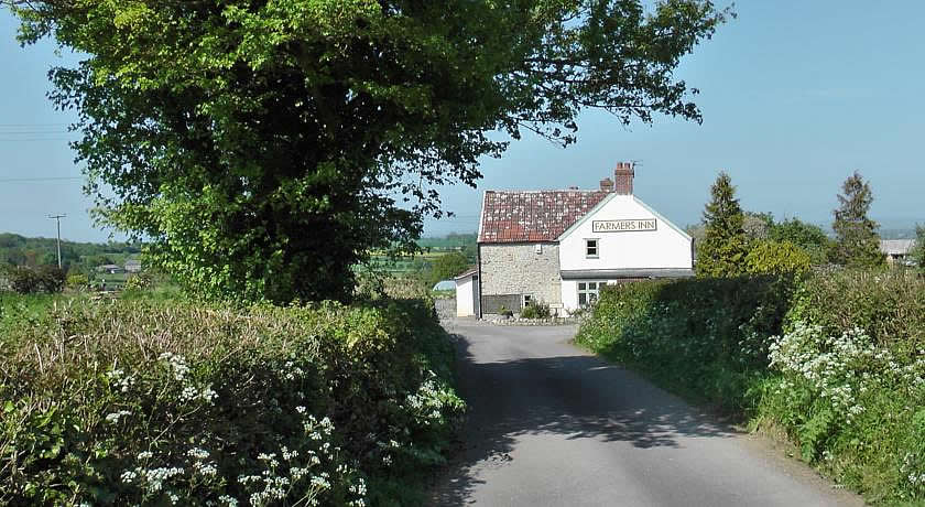 Pubs with Rooms in Somerset - Farmers Arms, West Hatch