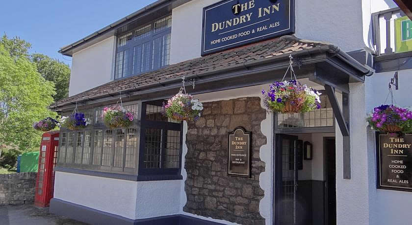 Pubs with Rooms in Somerset - The Dundry Inn