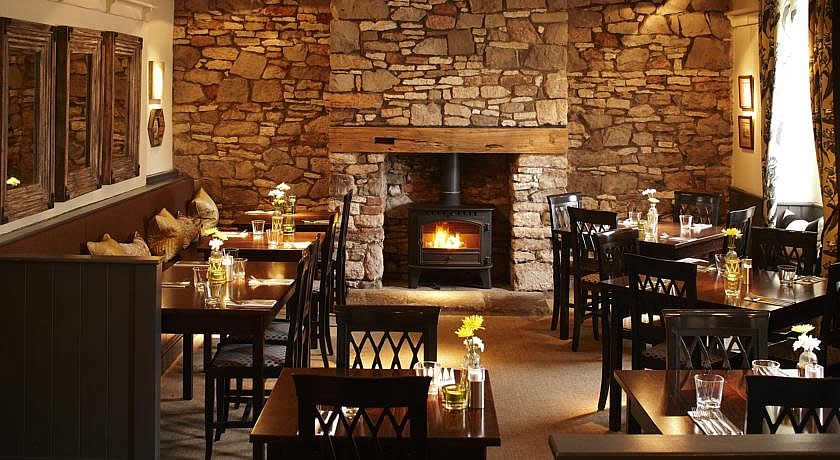 Pubs with Rooms in Somerset - The George at Backwell, Nailsea
