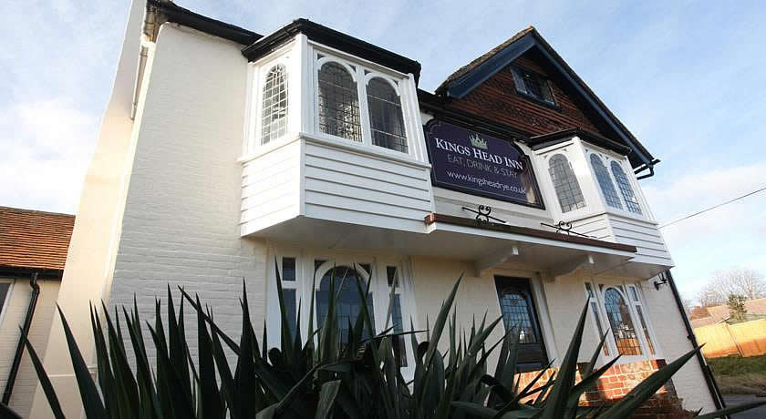 Pubs with Rooms in Sussex - Kings Head Inn, Rye