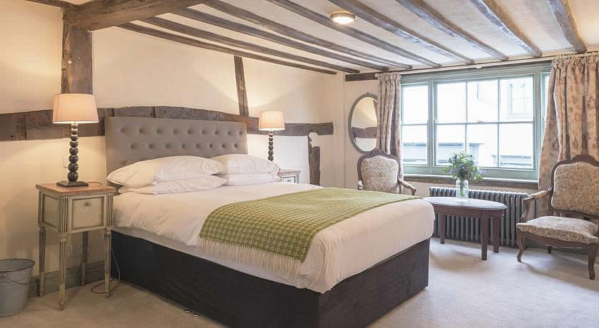 Pubs with Rooms in Sussex - The Standard Inn, Rye