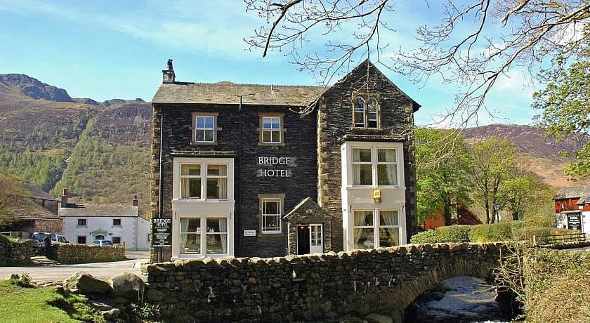 Pubs with Rooms in The Lake District - The Bridge Hotel, Buttermere