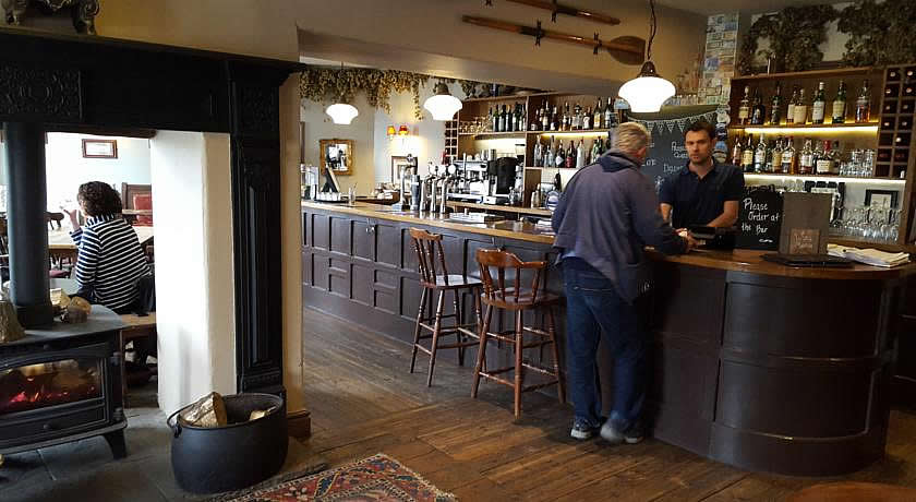 Pubs with Rooms in The Lake District - The Cuckoo Brow Inn, Far Sawrey