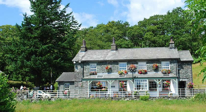 Pubs with Rooms in The Lake District - Three Shires Inn, Little Langdale