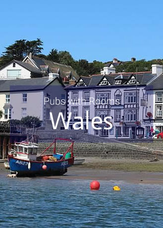 Pubs with Rooms in Wales