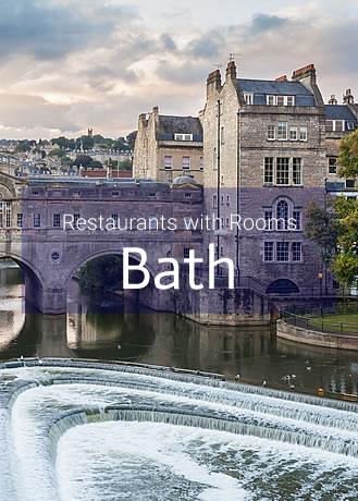 Restaurants with Rooms in Bath