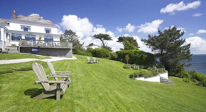 Restaurants with Rooms in Cornwall - Driftwood, Portscatho