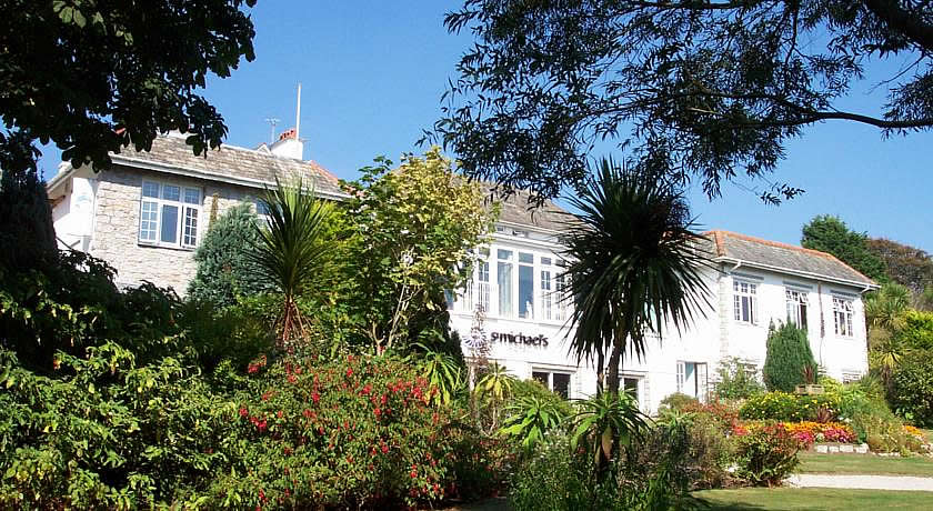 Restaurants with Rooms in Cornwall - St Michaels Hotel & Spa, Falmouth
