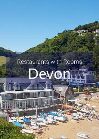 Restaurants with Rooms in Devon