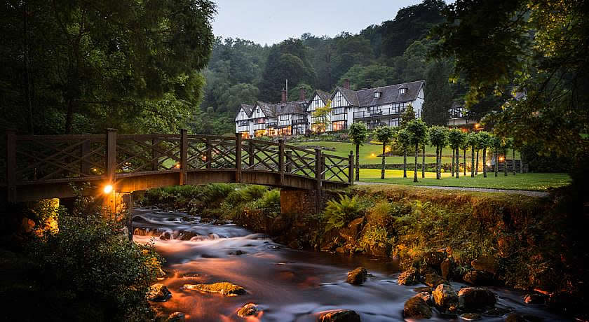 Restaurants with Rooms in Devon - Gidleigh Park Hotel, Chagford