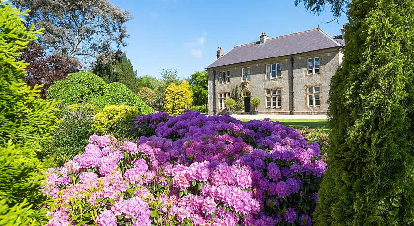 Restaurants with Rooms in Devon - Kentisbury Grange, Kentisbury