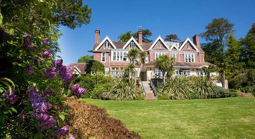 Restaurants with Rooms in Devon - Orestone Manor Hotel, Maidencombe