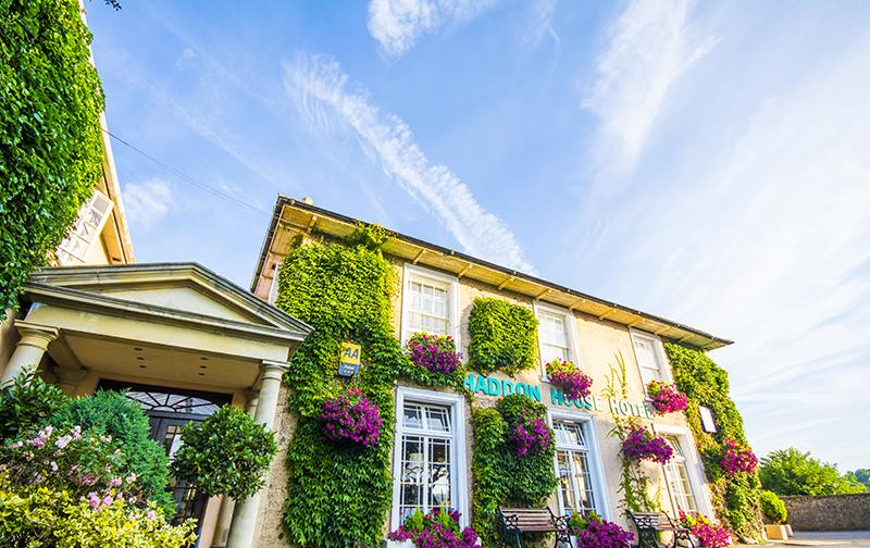 Restaurants with Rooms in Dorset - Haddon House Hotel, West Bay