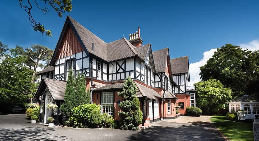 Restaurants with Rooms in Dorset - Langtry Manor Hotel, Bournemouth