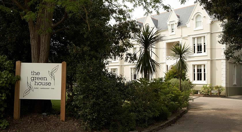 Restaurants with Rooms in Dorset - The Green House, Bournemouth