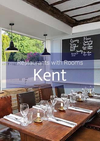 Restaurants with Rooms in Kent