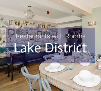 Restaurants with Rooms in The Lake District