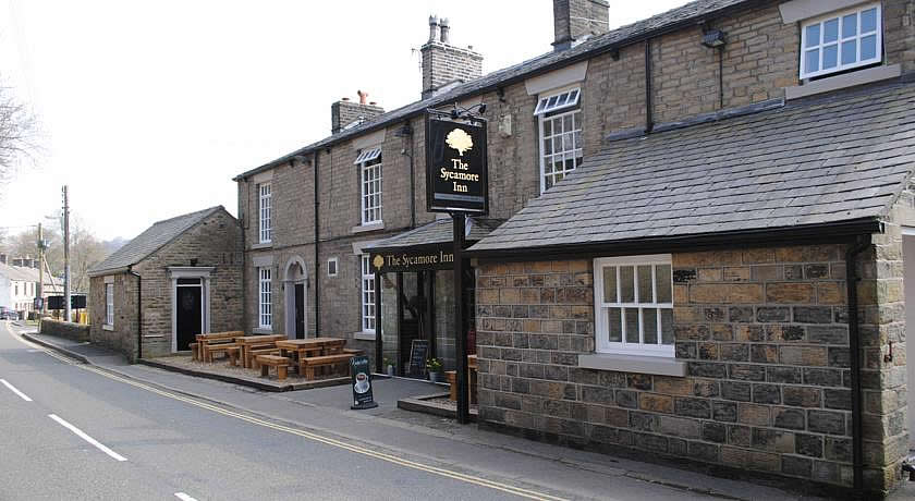 Pubs with Rooms in Derbyshire - The Sycamore Inn, Birch Vale
