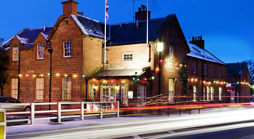 Pubs with Rooms in Scotland - Buccleuch Arms, Saint Boswells