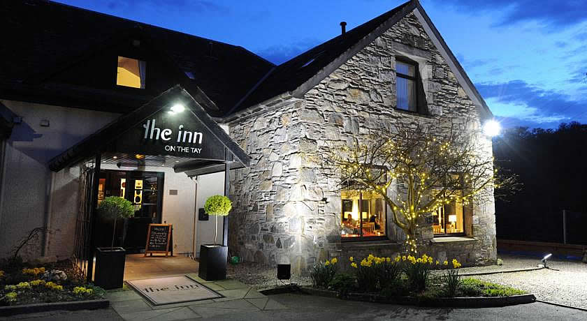 Pubs with Rooms in Scotland - The Inn on the Tay, Grandtully