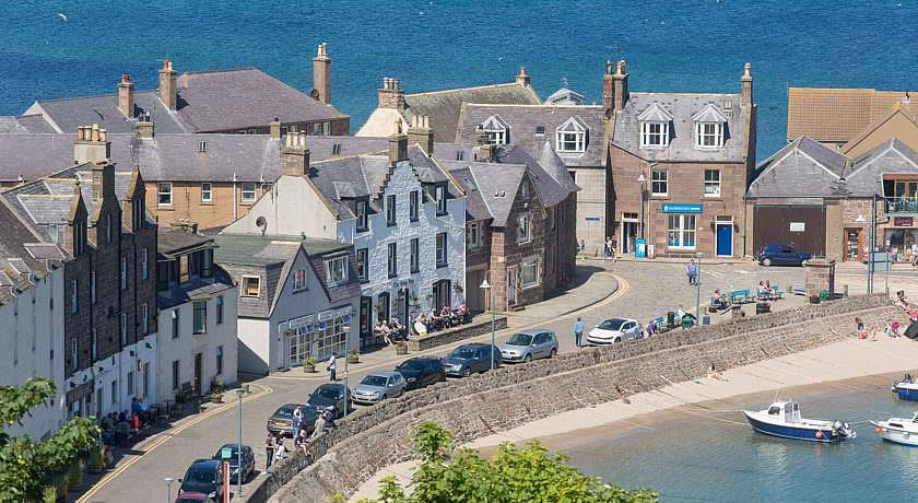 Pubs with Rooms in Scotland - The Ship Inn, Stonehaven