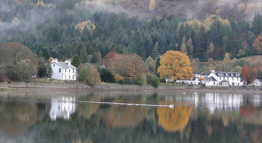 Pubs with Rooms in Scotland - The Shore House Inn, Lochgoilhead