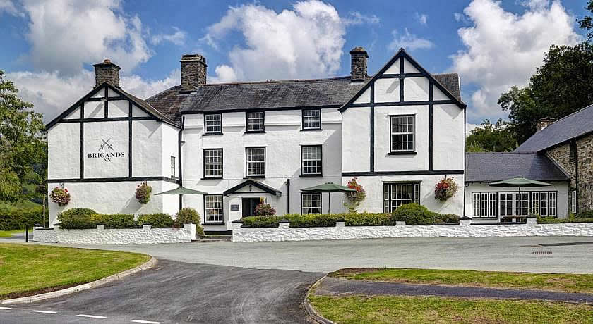 Pubs with Rooms in Wales - Brigands Inn, Mallwyd