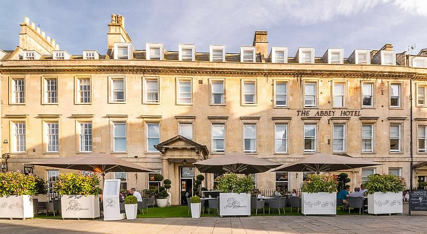 Restaurants with Rooms in Bath - Abbey Hotel, Bath