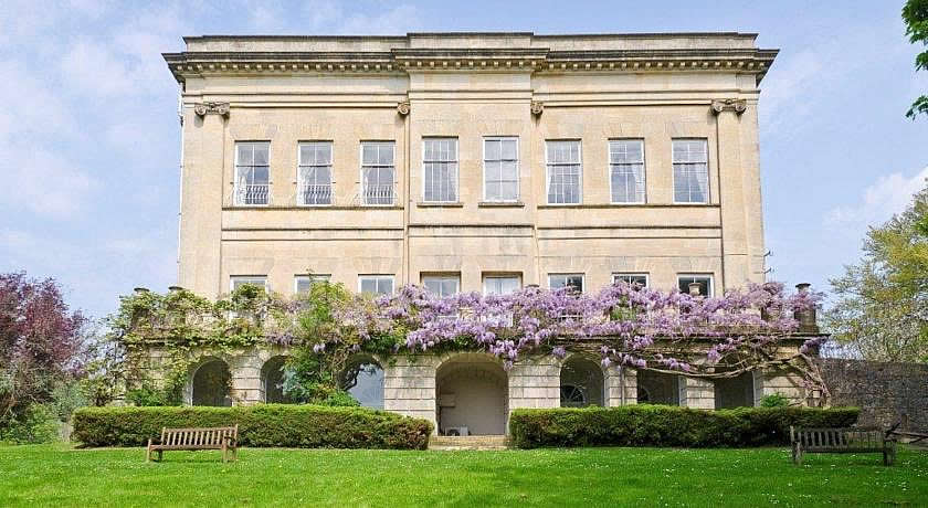 Restaurants with Rooms in Bath - Bailbrook House Hotel, Bath