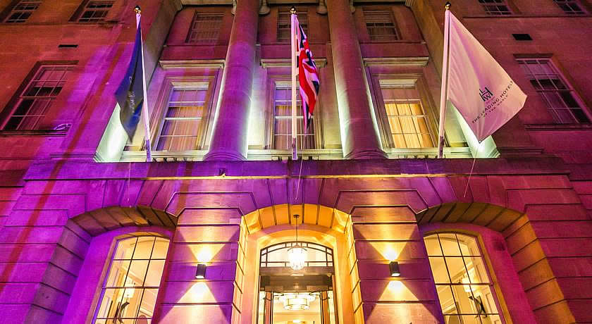 Restaurants with Rooms in Bath - The Gainsborough Bath Spa