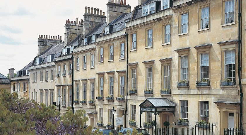 Restaurants with Rooms in Bath - The Queensberry Hotel, Bath
