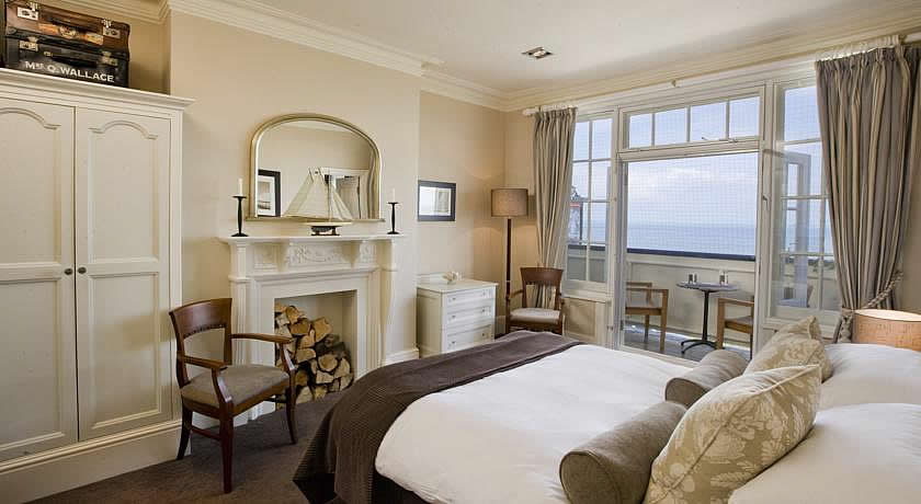 Restaurants with Rooms in Kent - The Marine, Whitstable