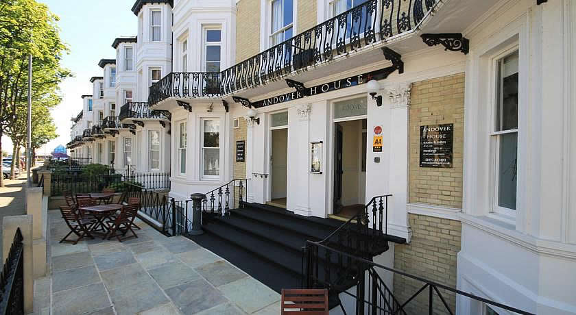 Restaurants with Rooms in Norfolk - Andover House Hotel & Restaurant, Great Yarmouth