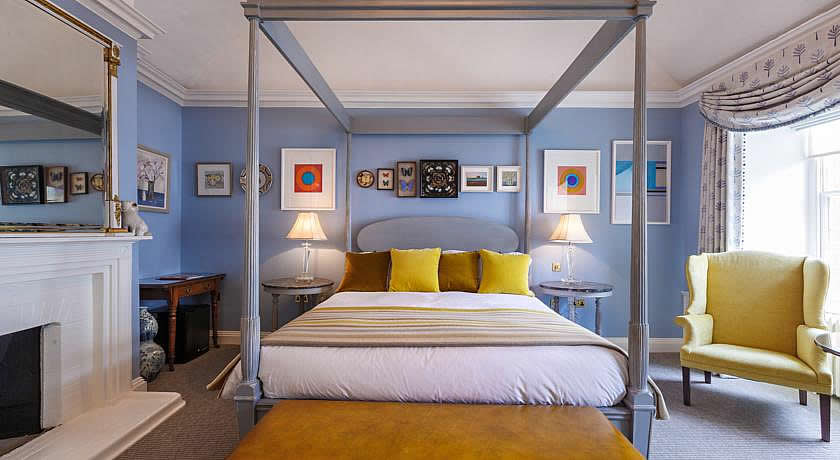 Restaurants with Rooms in Norfolk - The Assembly House, Norwich